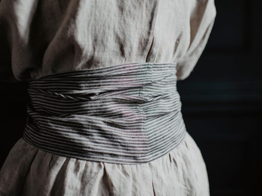damska koszula lniana