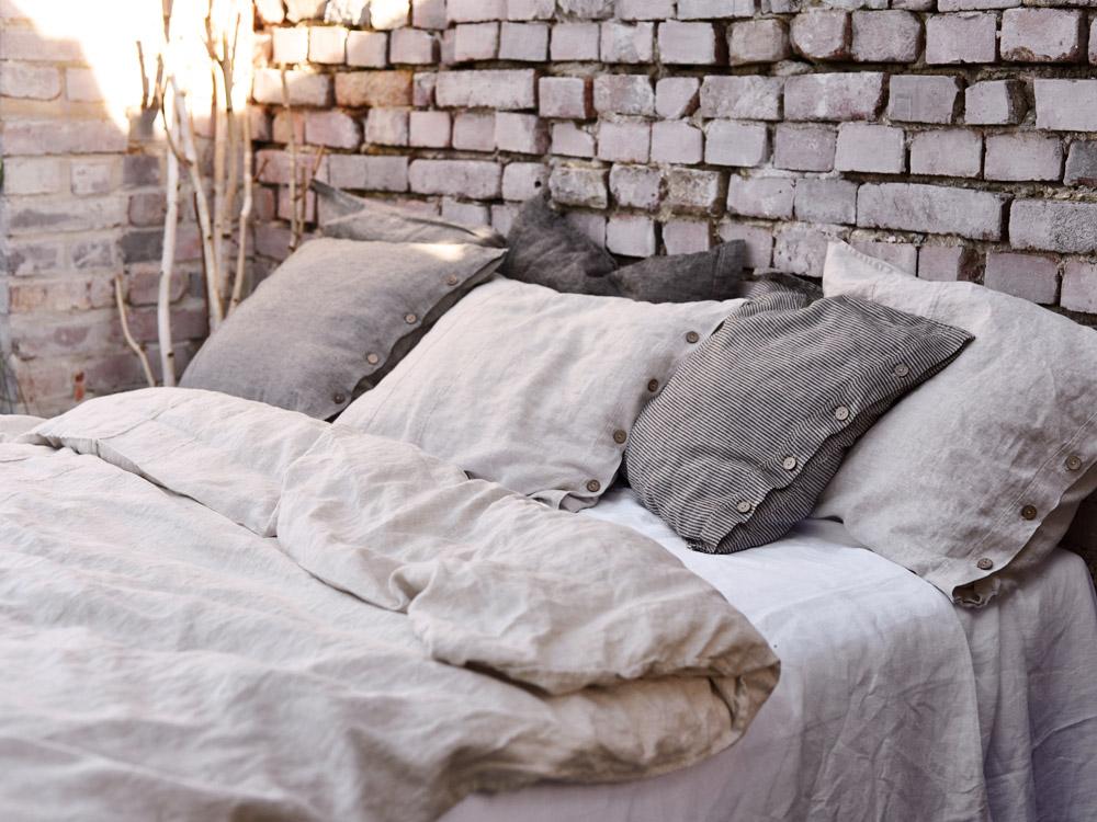 naturalne łóżko